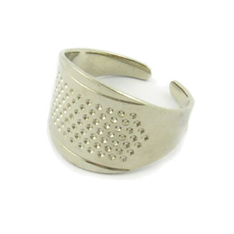 Adjustable Thimble Ring Finding