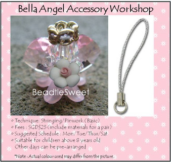 Jewelry Making: Bella Angel Accessory Workshop