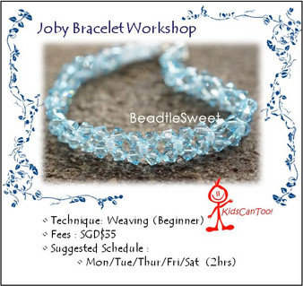 Jewelry Making: Joby Bracelet Workshop