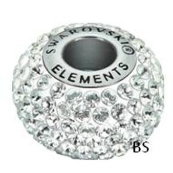 Swarovski Pave Bead 80101 Crystal
