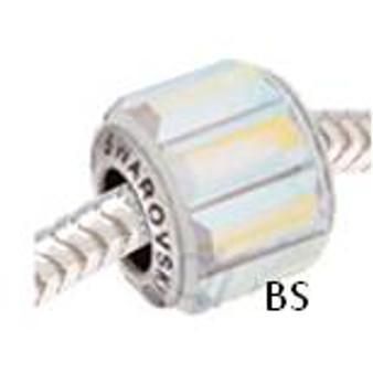 Swarovski BeCharmed Pave Bead 80301 Crystal AB