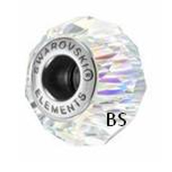 Swarovski BeCharmed Bead 5948 Crystal AB