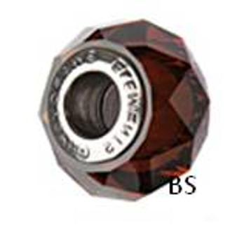 Swarovski BeCharmed Bead 5948 Mocca