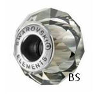 Swarovski BeCharmed Bead 5948 Crystal Satin