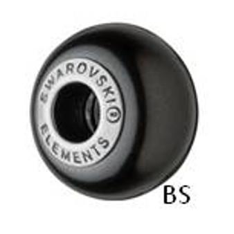 Swarovski 5890 Mystic Black BeCharmed Pearl