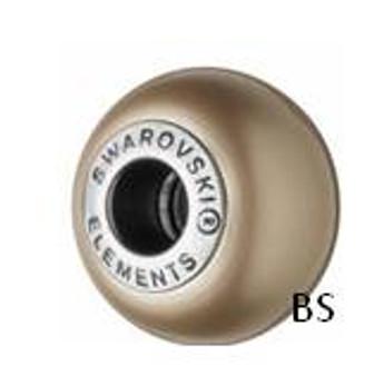 Swarovski 5890 Platinum BeCharmed Pearl