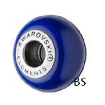 Swarovski 5890 Dark Lapis BeCharmed Pearl