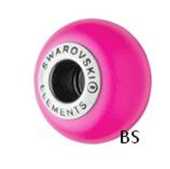 Swarovski 5890 Neon Pink BeCharmed Pearl