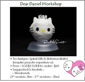 Jewelry Making Course : Dear Daniel Workshop