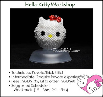 Jewelry Making Course : Hello Kitty Workshop