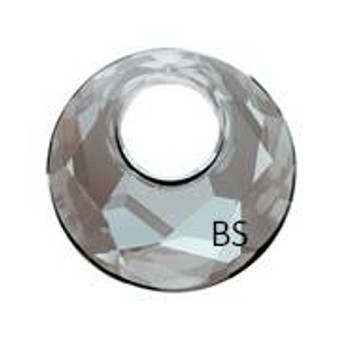18mm Swarovski 6041 Crystal Satin Pendant