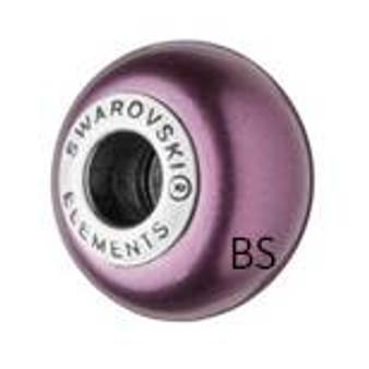 Swarovski 5890 Burgundy BeCharmed Pearl