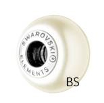 Swarovski 5890 White BeCharmed Pearl