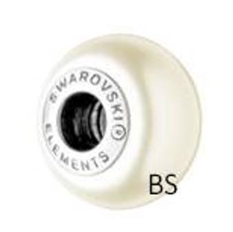 Swarovski 5890 White BeCharmed Pearl
