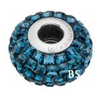 Swarovski BeCharmed Pave Bead 80201 Montana