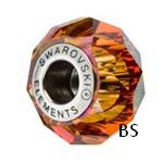 Swarovski BeCharmed Bead 5948 Crystal Astral Pink