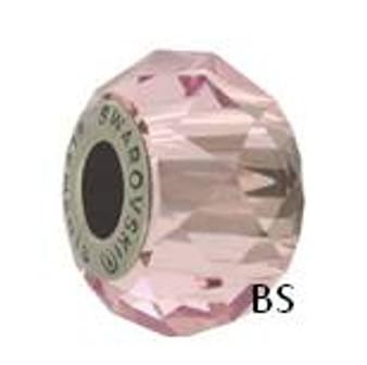 Swarovski BeCharmed Bead 5948 Rosaline