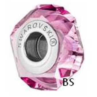 Swarovski BeCharmed Fortune Bead 5929 Rose