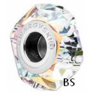Swarovski BeCharmed Fortune Bead 5929 Crystal AB