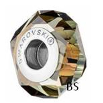Swarovski BeCharmed Fortune Bead 5929 Crystal Bronze