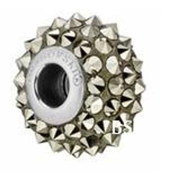 Swarovski BeCharmed Spike Bead 80401 Crystal Light Gold