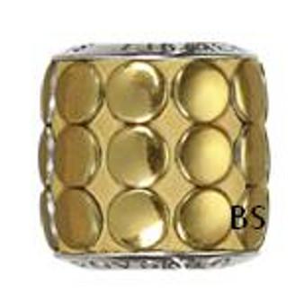Swarovski BeCharmed 80701 Gold Polished
