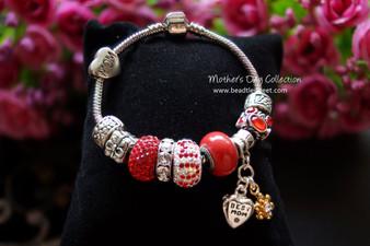 Swarovski BeCharmed Bracelet - Mother's Day Edition