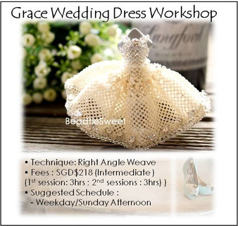 Grace Wedding Dress Workshop