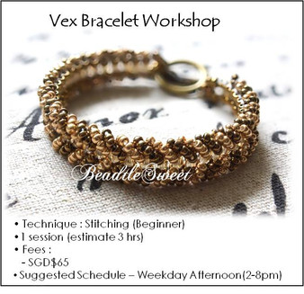 Vex Bracelet Workshop