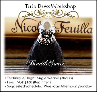 Tutu Black Dress Workshop