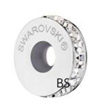 Swarovski BeCharmed Pave Stopper 81001 Crystal