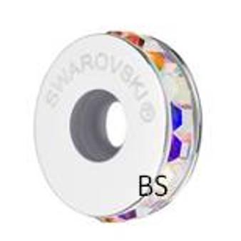 Swarovski BeCharmed Pave Stopper 81001 Crystal AB