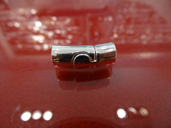 6mm Magnetic Clasps (Silver Colour)