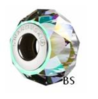 Swarovski BeCharmed Bead 5948 Crystal Paradise Shine