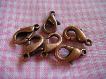 12mm Lobster Claw (Copper)