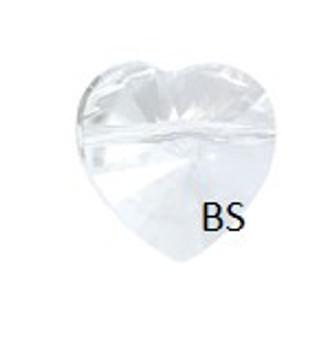 Swarovski 5742 Heart Bead Crystal 8mm