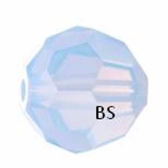 Swarovski 5000 Air Blue Opal Round Bead