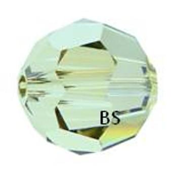 Swarovski 5000 Chrysolite Round Bead