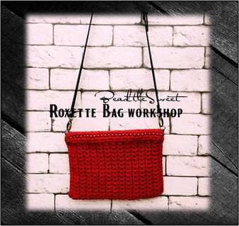 Bags Crochet Course: Roxette Bag Workshop