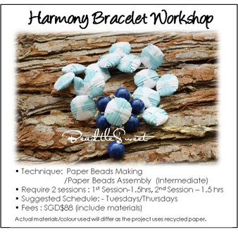 Jewelry Making Course : Harmony Bracelet Workshop