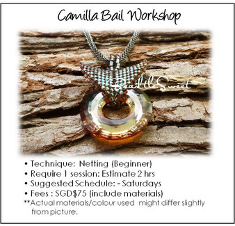 Jewelry Making Course : Camilla Bail Workshop