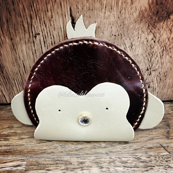 Leather Workshop : Monkey Coin Purse Workshop