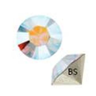 ss34 Swarovski 1088 Crystal AB Round Chaton