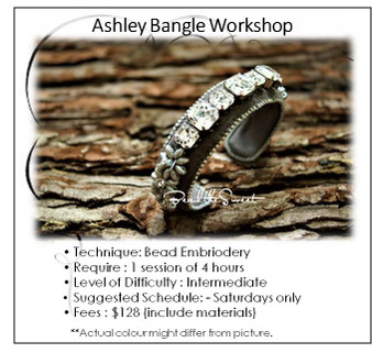 Jewellery Making Course : Ashley Bangle Workshop