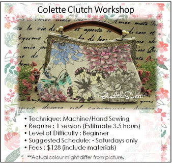 Clutch Bag Workshop