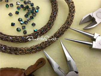 Fashion Jewellery Making (Intermediate)