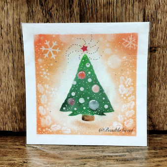 Nagomi Pastel Art : O Christmas Tree