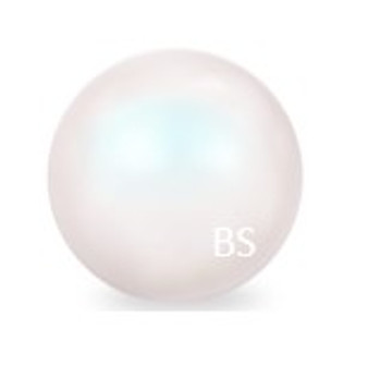 10mm Swarovski 5810 Pearlescent White Pearls