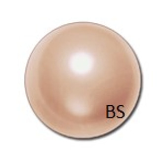 2mm Swarovski 5810 Rose Gold Pearls
