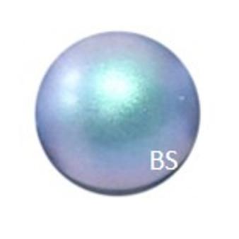 2mm Swarovski 5810 Iridescent Light Blue Pearls